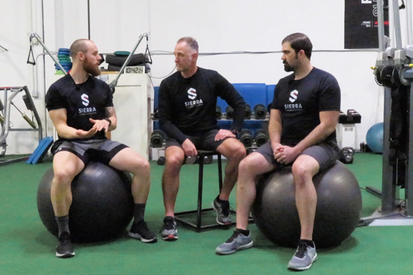 Travis Wilson, Rob Conatser, and Casey Gleason discuss their recommendations for youth athlete nutrition.